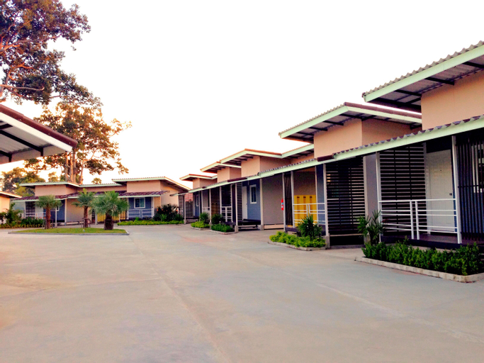 Zigzag Resort, Amphoe Muang Yasothon