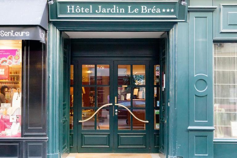 Hotel Jardin Le Brea, Paris
