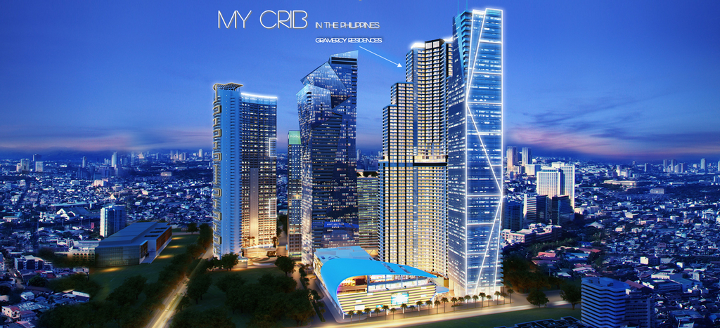 MY CRIB in the Philippines (Gramercy Residences), Makati City