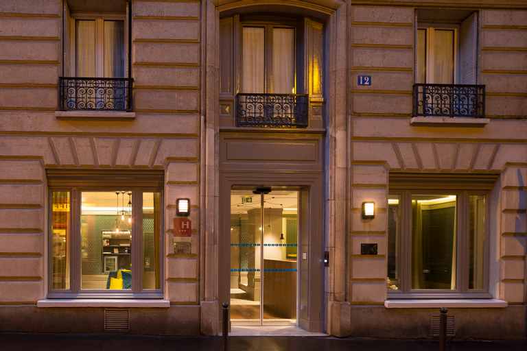 Sophie Germain, Paris