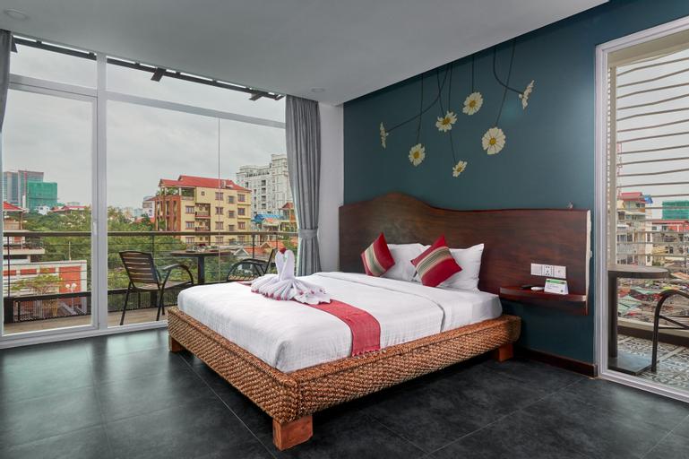 Monsoon Bassac Hotel, Mean Chey