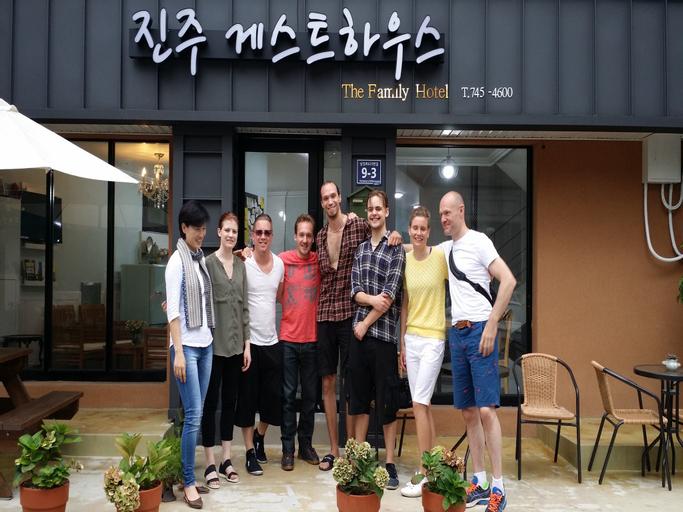 Jinju Guesthouse, Jinju