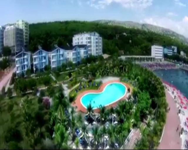 Kompleksi Turistik Inheritor, Lezhës