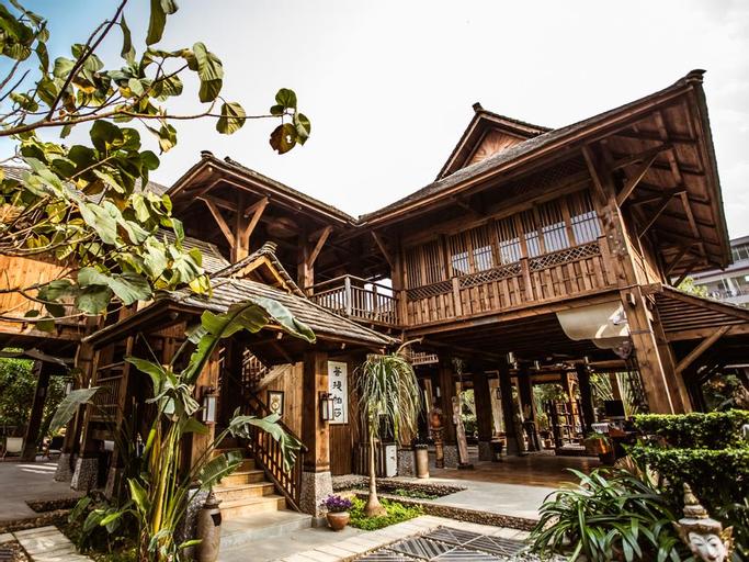 Bodhi Pasha Hotel, Xishuangbanna Dai