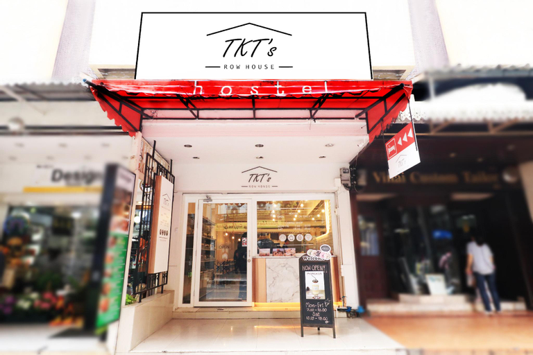 TKT'S ROW HOUSE, Bang Rak