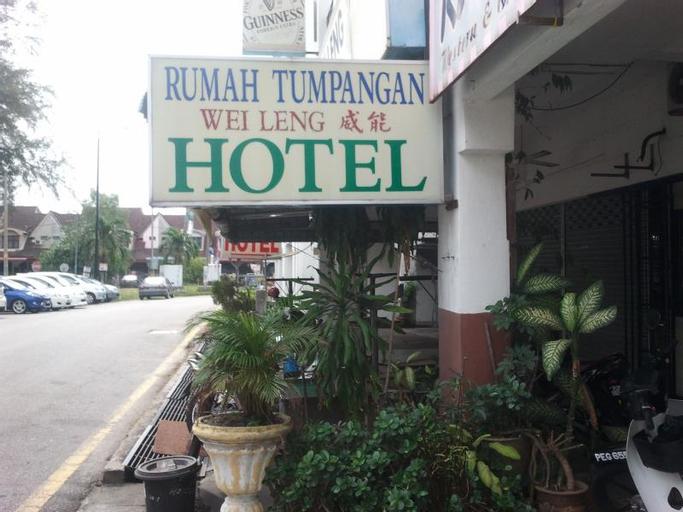 Rumah Tumpangan Wei Leng Hotel, Seberang Perai Tengah