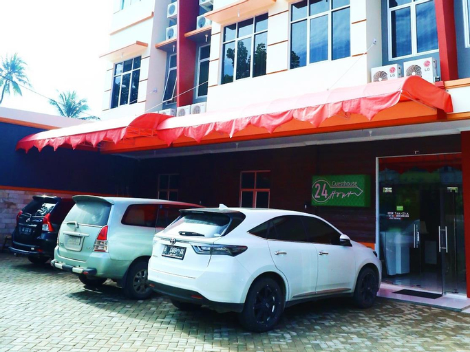 24 Hour Guest House, Bandar Lampung