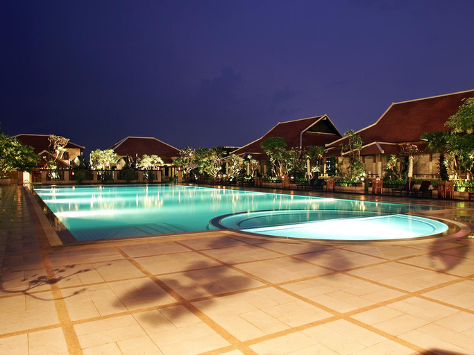 Royal Residence, Siem Reab
