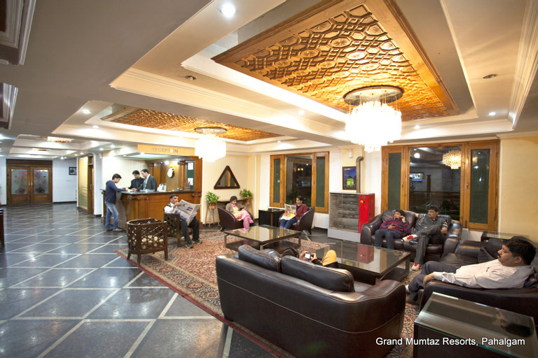 Hotel Grand Mumtaz, Anantnag