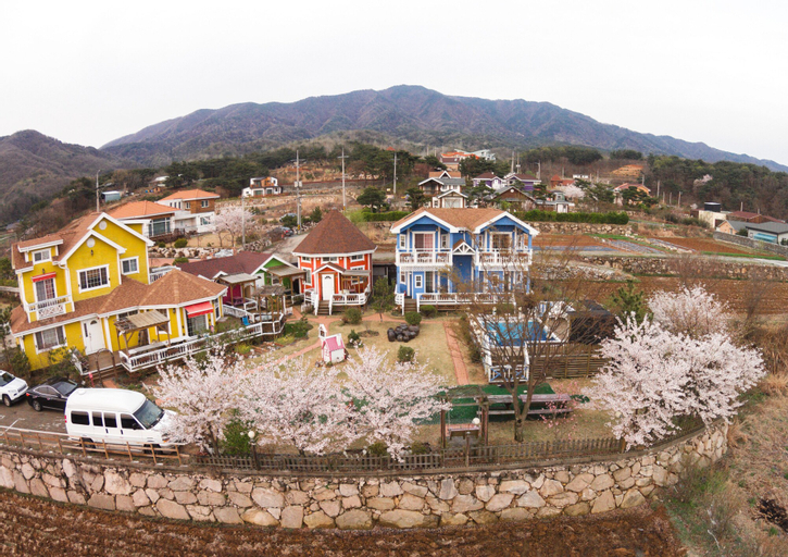 Polaris Pension, Gyeongju