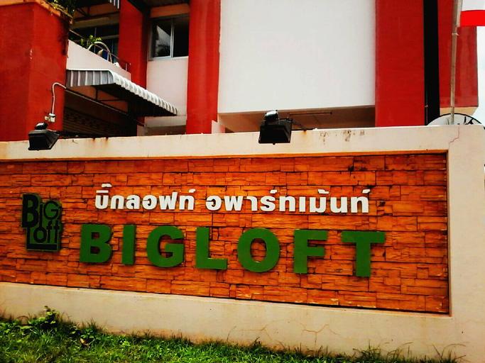 BIGLoft apartment, Muang Khon Kaen