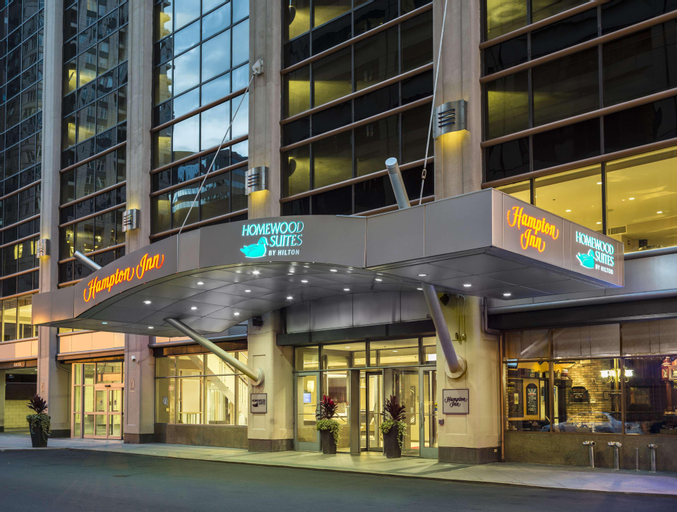Hampton Inn Chicago Downtown/Magnificent Mile, Cook