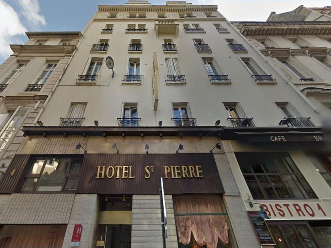 Hotel Saint Pierre Paris, Paris