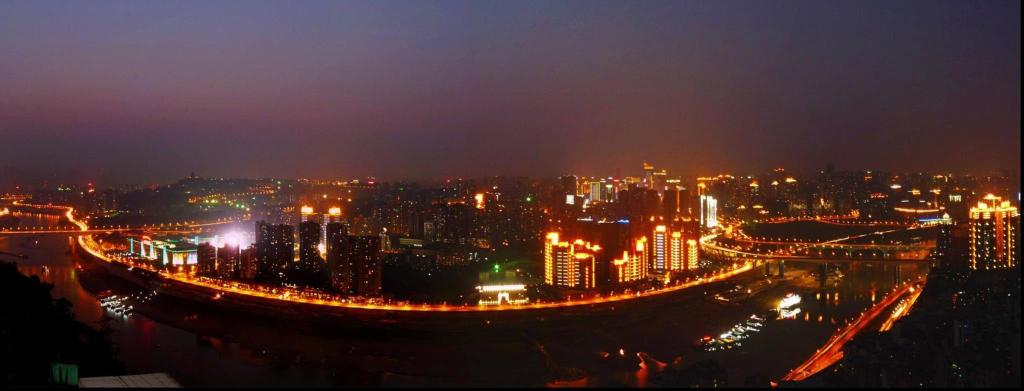 Dandelion apartment, Chongqing