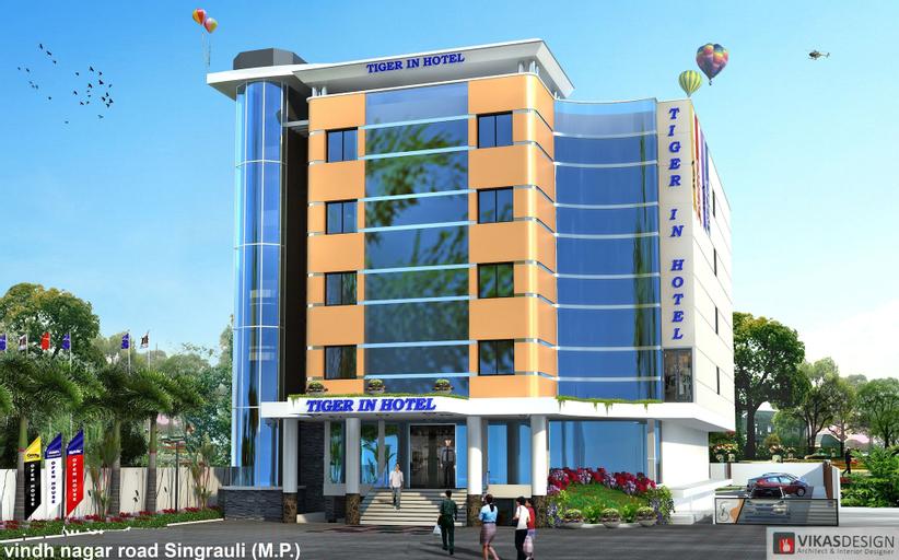 Tiger Inn Hotel, Singrauli