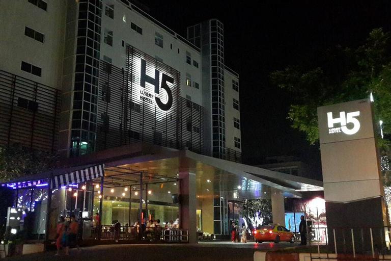 H5 luxury hotel, Bang Plee