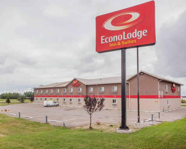 Econo Lodge Inn and Suites Innisfail, Division No. 8