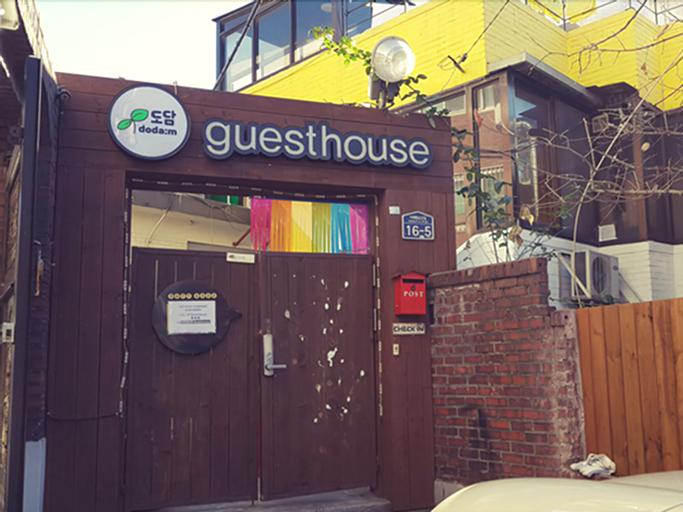 Guesthouse Dodam I - Hostel, Jung
