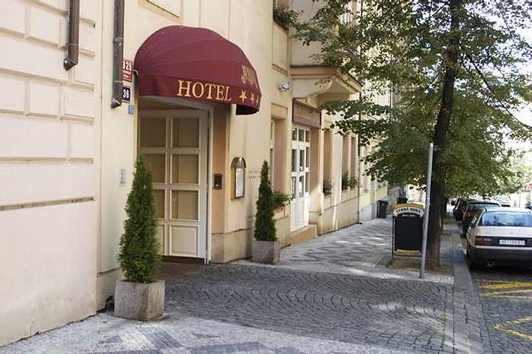 Abri Hotel Eagle, Praha 2
