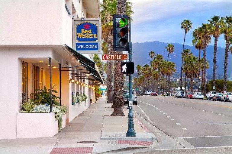 Best Western Beachside Inn, Santa Barbara