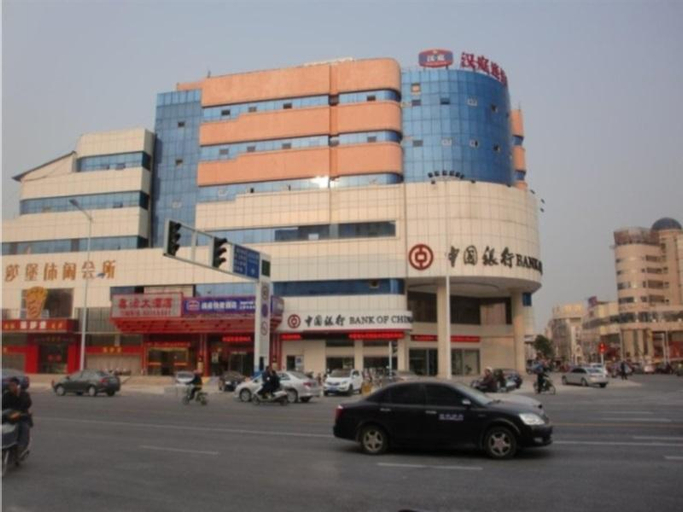 Hanting Hotel Nantong Tongzhou Renmin West Road Branch, Nantong