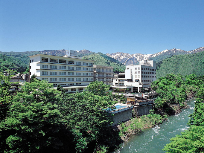 Minakami Onsen Higaki Hotel, Minakami