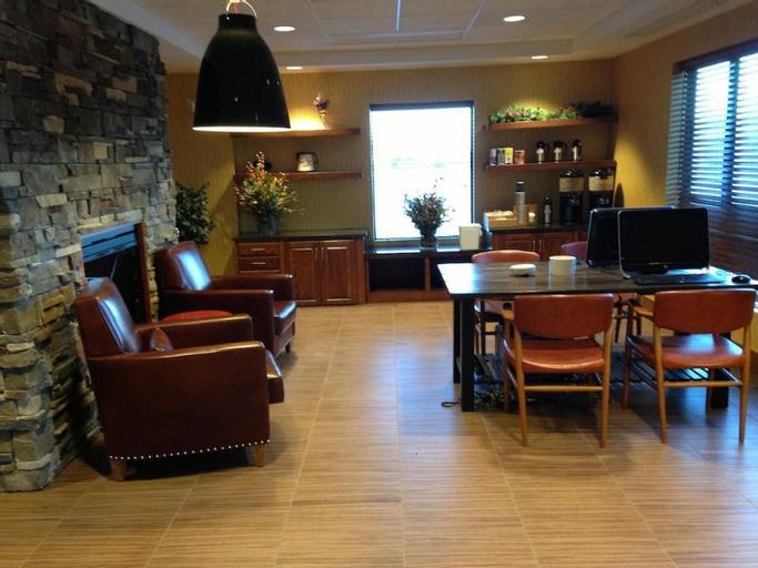 Comfort Inn Minot Area, Ward