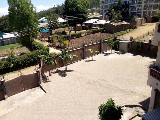 hotel satelite view, Webuye East