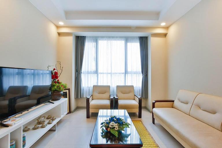 Entire 2BRs Luxury Goldview Apartment., Quận 4