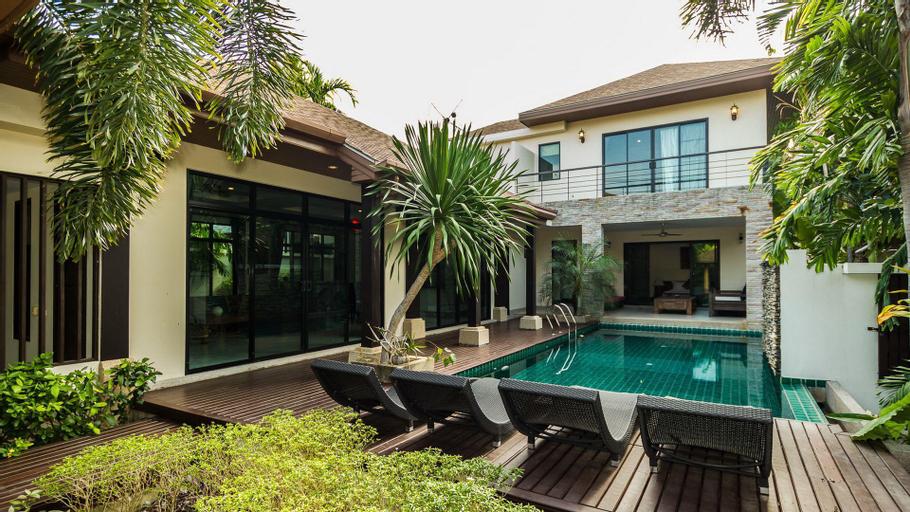 4 Bedrooms + 4 Bathrooms Villa in Rawai - 23916013, Pulau Phuket