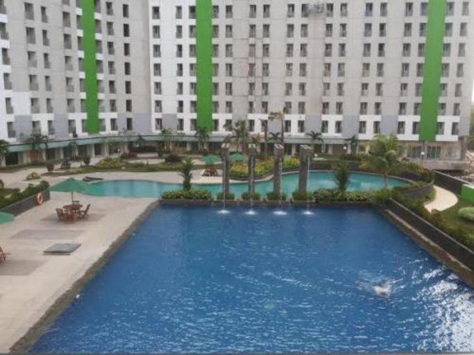 Apartment Green Lake View Ciputat CR by Bahri 11, Tangerang Selatan