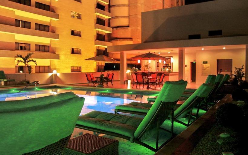 Granados Park Hotel, Asunción