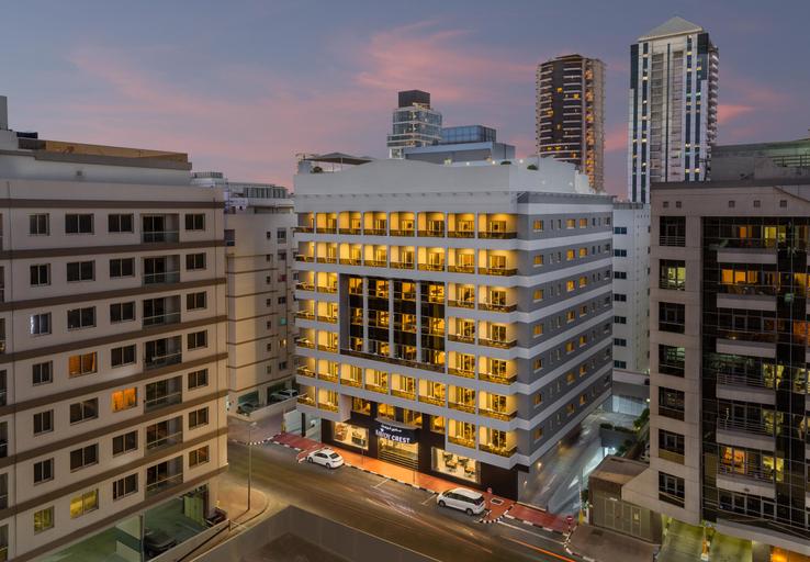Savoy Crest Hotel Apartments,