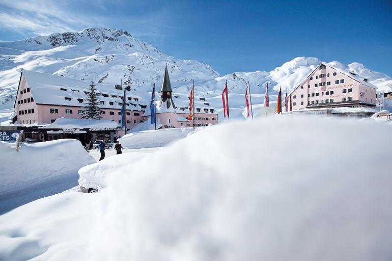 Arlberg Hospiz Hotel, Landeck