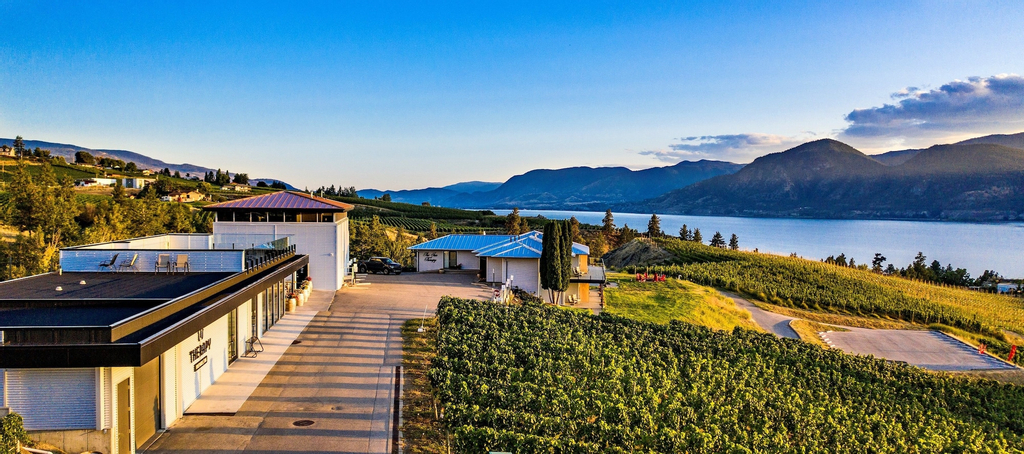 Therapy Vineyards & Inn, Okanagan-Similkameen