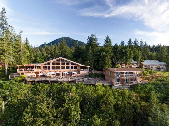 West Coast Wilderness Lodge, Sunshine Coast
