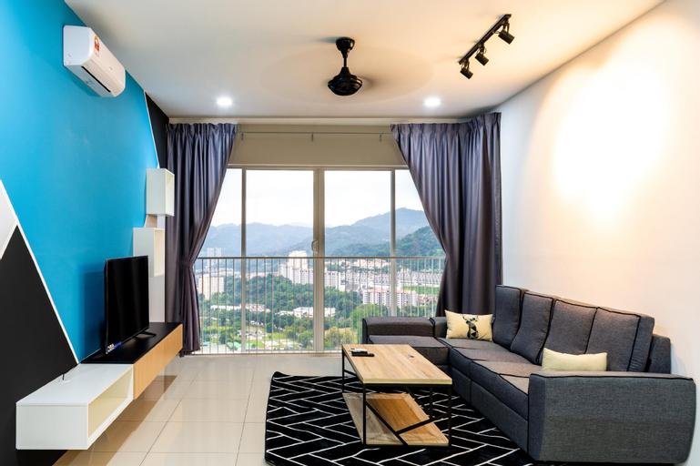 Southwest Designer's Suite by D Imperio Homestay, Barat Daya