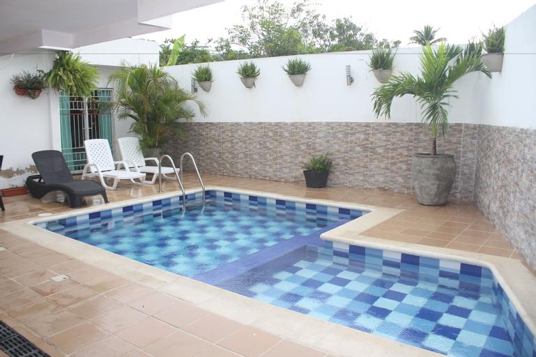 Hotel Casa El Mangle, Cartagena de Indias
