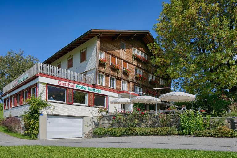 Gasthof Frohe Aussicht, Appenzell Innerrhoden