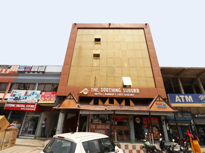 OYO 38173 Hotel The Soothing Suburb, Deoria