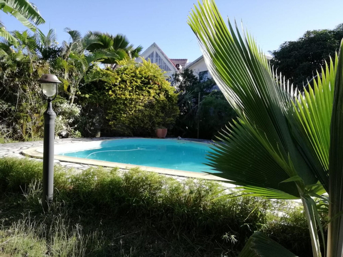 Villa With 3 Bedrooms in Blue Bay, With Private Pool, Enclosed Garden,