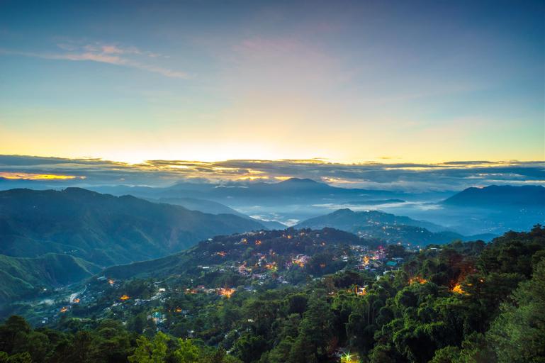 baguio transient homes, Baguio City