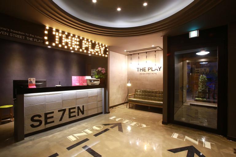 7th Street THE PLAY Hotel, Yangju