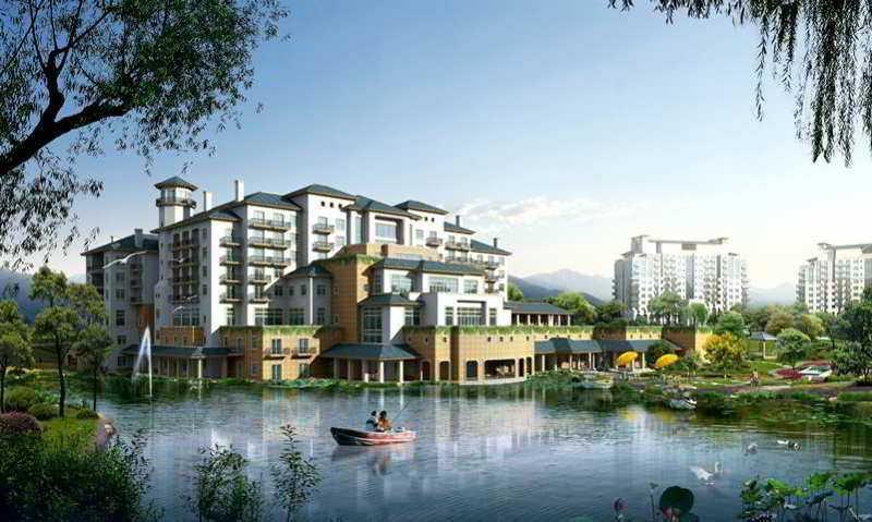 Hilton Chongqing Nanshan Resort and Spa, Chongqing