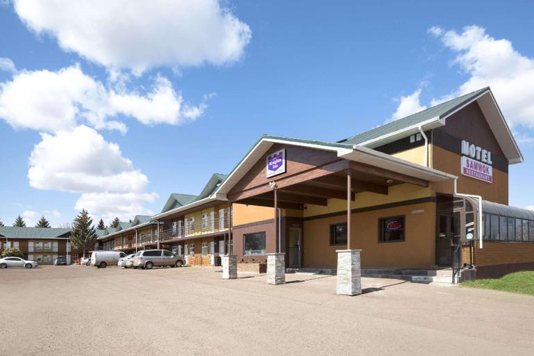 Knights Inn - Edmonton, AB, Division No. 11