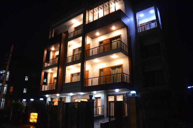 Hotel Platinum Palace, Gurgaon