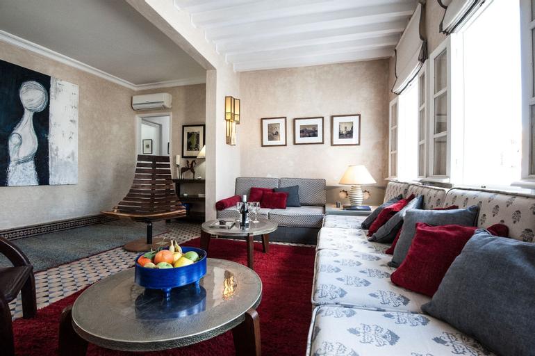 Albarnous Maison d'Hotes, Tanger-Assilah