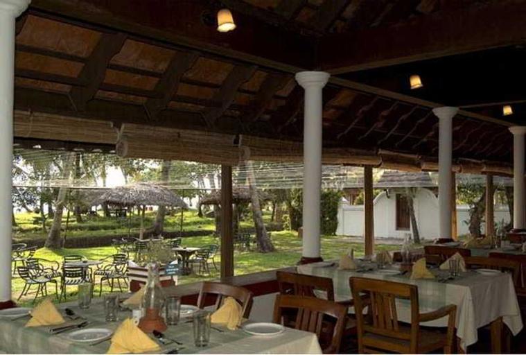 Coconut Lagoon, Kottayam