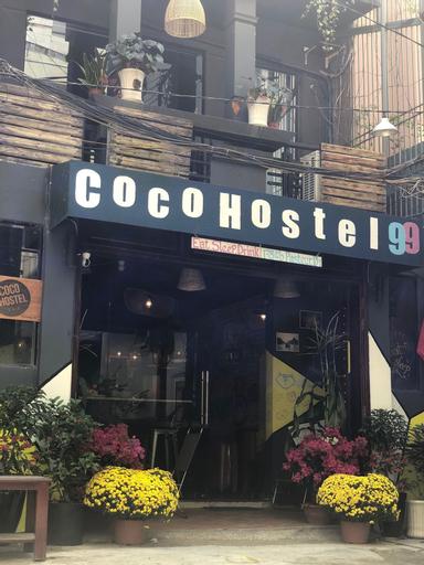 Coco Hostel Bar, Quận 1