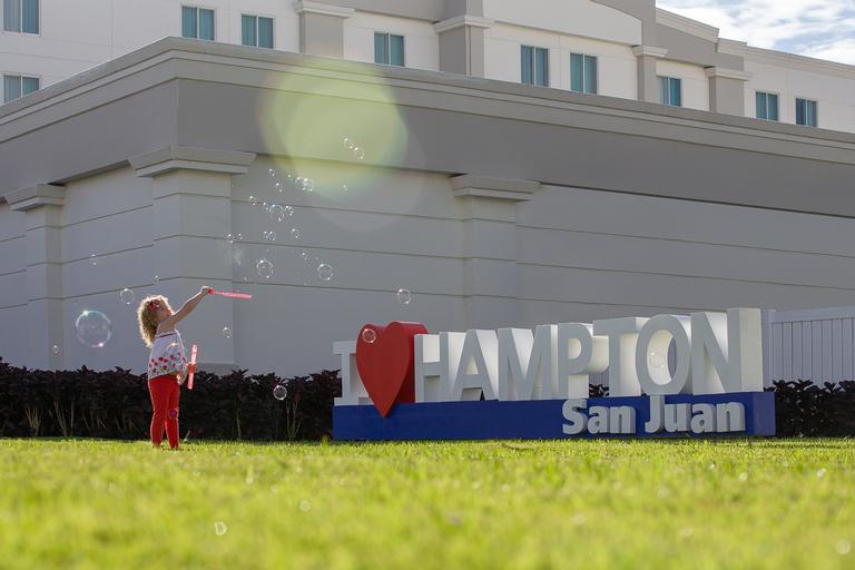 Hampton Inn & Suites San Juan,